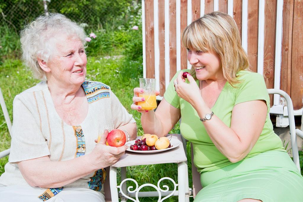 Diabetes Tip: Choose Fruits
